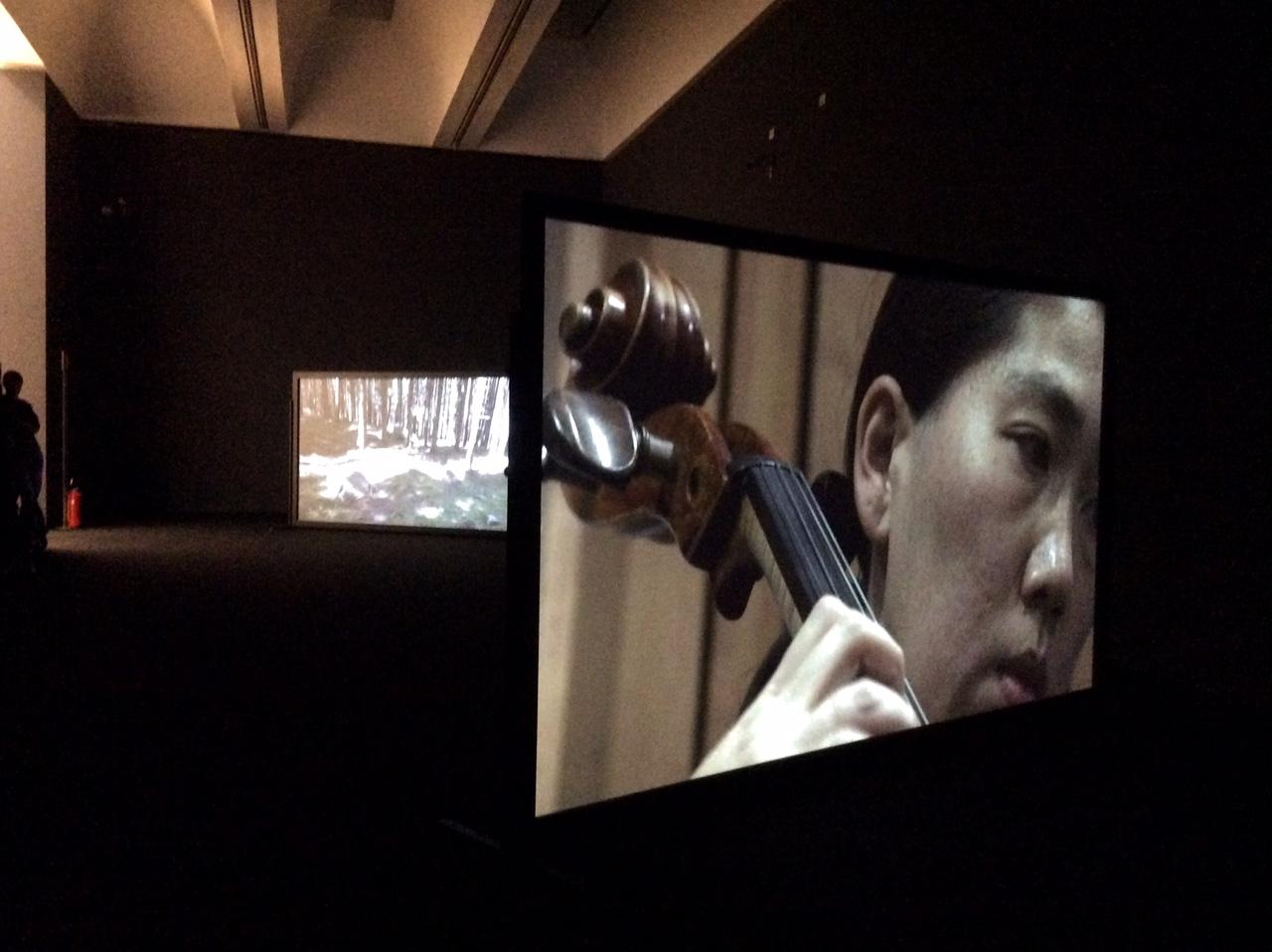 Masbedo-Sinfonia-di-unesecuzione-–-veduta-della-mostra-presso-il-Mart-Rovereto-2015-1